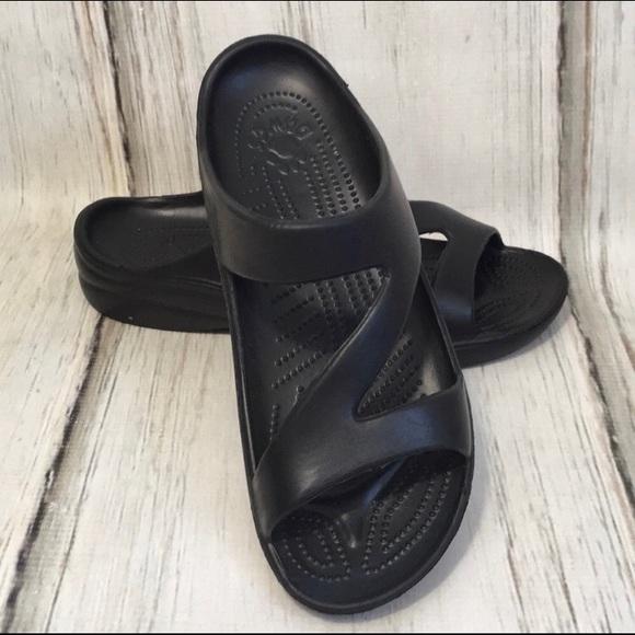 a1d770b23458 Dawgs Shoes - Dawgs Black Sandals Women s Size 10